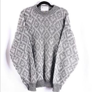 Alessandro B Vintage Men's Large Sweater
